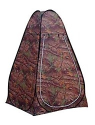 Camouflage Cloth Change Bath Room Tents