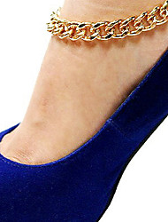 Rose Gold Decorative Accents for Shoes