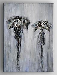 olieverf moderne abstracte hand beschilderd doek met gestrekte frame