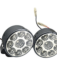 LED - Varselljus Spotlight