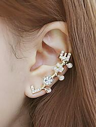 lettres d'amour oreilles diamants (1 pcs)