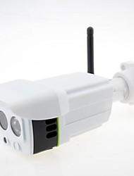 h232e hd 720p 1.0MP gamme LED IR ONVIF extérieure p2p ir balle coupée caméra IP