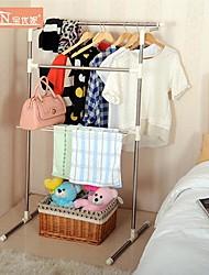byn t de type rack de vêtements multi-fonction, 88x62x139cm