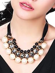 collar de perlas temperamento de las mujeres
