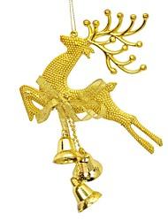 christmas reindeer pendant Dekorateur für Weihnachtsbaum