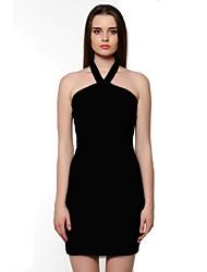 женская повод Клубная одежда Bodycon платье