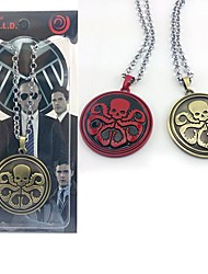Agents of S.H.I.E.L.D.HYDRA Logo Cosplay Necklace