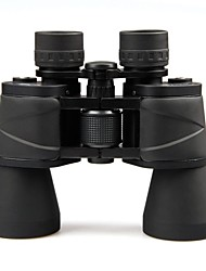 10X50 Outdoor Black BAK4 Prism Inner Filter Binocular Telescope
