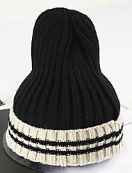 Unisex's Outdoor Crochet Knitting Woolen Hat (More Colors)