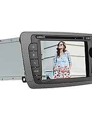 "estremecer 7 ""capacitiva 2DIN carro dvd player para SEAT IBIZA (2009-2013) com RDS, Bluetooth, GPS, Wi-Fi, TV Digital, CAN-BUS"