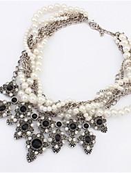 Lusa Design Pattern Necklace