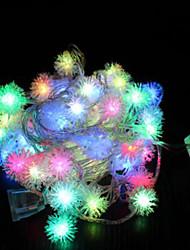 Forme Babysbreath 1m 10-conduit lampe de lumière colorée pour décoration de Noël