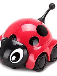 lungcheong 10405 RC автомобилей дистанционного управления леди жук игрушечный автомобиль со звуком