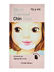 Etude House MASKS Black Charcoal Chin Pack- 1 piece