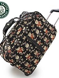 equipaje de viaje bolsa de lona de carga de bolsas de lona maleta ocasional Daka Bear®