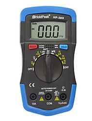 LCD-Digitalanzeige Autorange-Multimeter Diode Transistor Tests holdpeak PS-36g