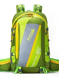 40 L Tourenrucksäcke/Rucksack Wandern Tagesrucksäcke Camping & Wandern Klettern Reisen Sicherheit Schnee Sport Schule DraußenWasserdicht