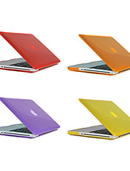 "hat-prince cristal dur pc complet de protection boîtier de corps pour MacBook Pro 13,3 ""/ 15,4"" (couleurs assorties)"