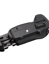 grip vertical ny-2n para Nikon D7100 mb-d15 com suporte de bateria aa