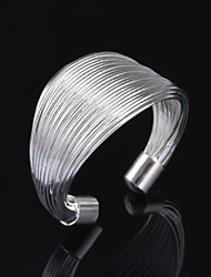 Xu™ Women's Linear 925 Silver Plated Ring