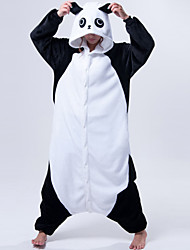 Cute Panda Adult Polar Fleece Halloween Costumes