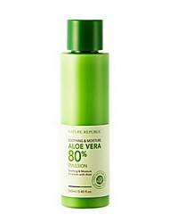 Nature Republic ALOE VERA 80% Soothing & Moisture Emulsion