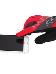 hommes femmes à écran tactile des gants pleine doigt Ski Randonnée équestre amortisseur unisexes de sports de plein air