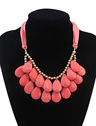 Colorful day  Women's European and American fashion necklace-0526083