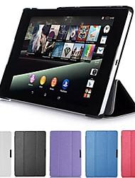 """умный ультра крышка корпуса тонкий кожи стойки для 8.9 """"Google Nexus 9 планшета"""