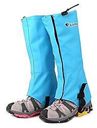 bluefield impermeável ao ar livre&polainas à prova de vento guarda proteção perna esqui caminhadas escalada