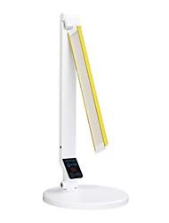 salida usb dc12v temperatura regulable y color de escritorio llevada regulable Lámpara de aluminio funcional para el cuidado de los ojos