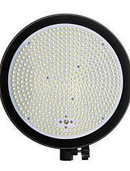 FUSHITONG LED-II-500 32W 3840lm 5300K 500-LED White Video Light - Black