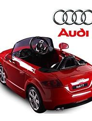 ! Популярный! лицензию Audi TT батарейках RC 6v электрический прокатиться на детском автомобиле