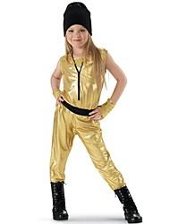 equipo de los niños ropa de baile hip-hop de la danza de los adultos