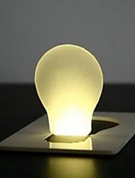 witte kleur led nachtlampje kaart licht