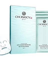 Choiskycn Advanced Moisture Reviving Mask 25ml*3pcs