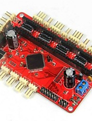 Teensylu V0.8 Hi3D RepRap Prusa Mendel Printer Driver Board GT005