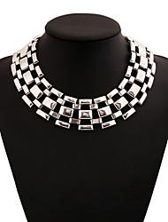 Shangxing старинные заявление округлость набор ожерелье женщин
