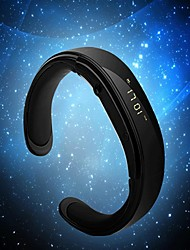 Bluetooth 3.0 pulsera de reloj de pulsera reloj inteligente para ios iphone samsung androide