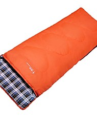FlyTop ® Super Warm 210T Waterproof  Thicken Ultralight  Envelope Pieces-in-one Camping Sleeping Bag FP8