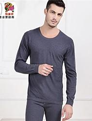 Men Cashmere/Others/Polyester Thermal Underwear , Medium