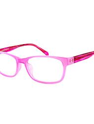 [Free Lenses] Acetate Wayfarer Full-Rim Retro Prescription Eyeglasses