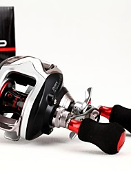 Fishmore Brand Baitcasting Reel BLACK REVO-L 10+1BB Mm/M 0.29-110  0.32-90