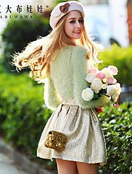 la mode élégante jupe de roses doll® femmes