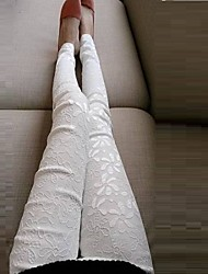 Givenchy&One Women'S Floral Prints Pencil Crop Pants