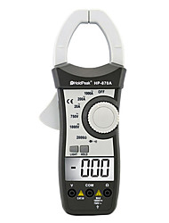 Manual Range Digital Clamp Meters High Precision Electrical Multimeter HoldPeak HP-870A