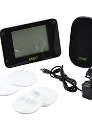 """MIEO  Wireless Home Electricity Energy Monitor 3.5"""" LCD (3xAA+3xAA)"""