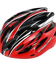 Unisex Mountain / Road / Sports Bike helmet 18 Vents Cycling Cycling / Mountain Cycling / Road Cycling / Recreational Cycling / Climbing