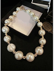 Lusa Pearl Bead Necklace
