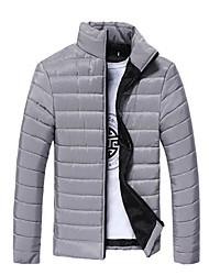 mais novo estilo korea fino casaco térmico para baixo dos homens Modeng
